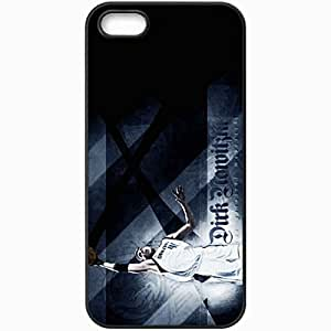 Personalized iPhone 5 5S Cell phone Case/Cover Skin 14986 Dirk Nowitzki by fixxed Black