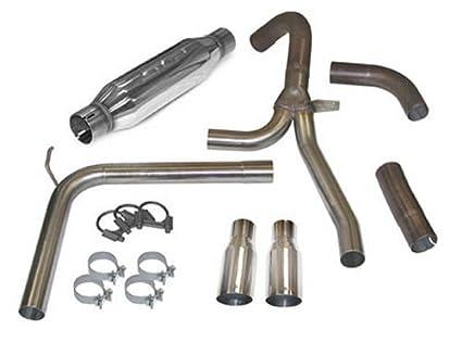 SLP 31042A Exhaust System, 1998-02 Camaro/Firebird