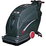 Viper Cleaning Equipment FANG28T  Fang Series Traction Drive Automatic Scrubber, 28'' Pad, 17 gal, 36'' Squeegee, 18 Amp Charger, No Batteries