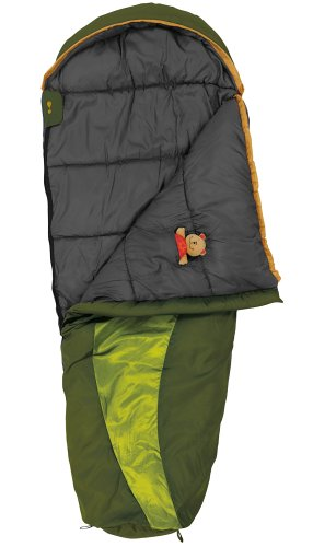 Eureka!  Kids Grasshopper 30-Degree Sleeping Bag