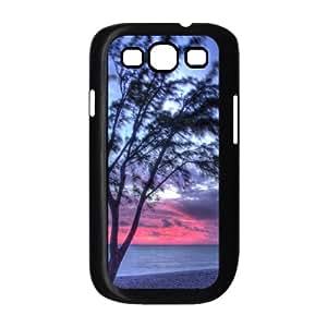 DIY Case for Samsung Galaxy S3 I9300 - Poetic Beach ( WKK-R-508708 )