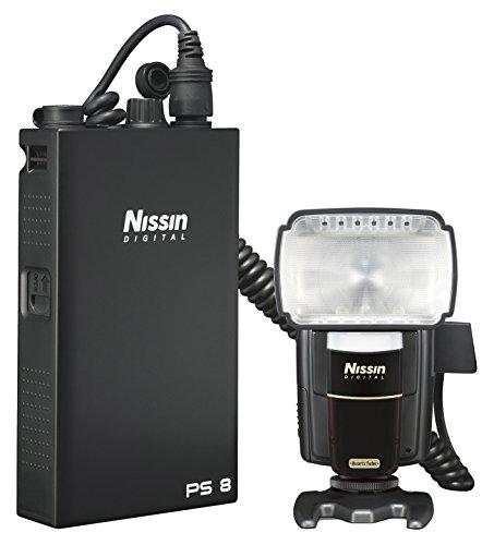 ニッシンデジタル MG8000 ニコン用(マシンガンストロボ)