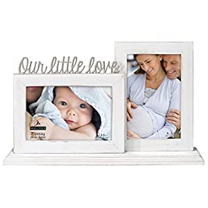 Malden International Designs 4732-246 Baby Memories Picture Frame