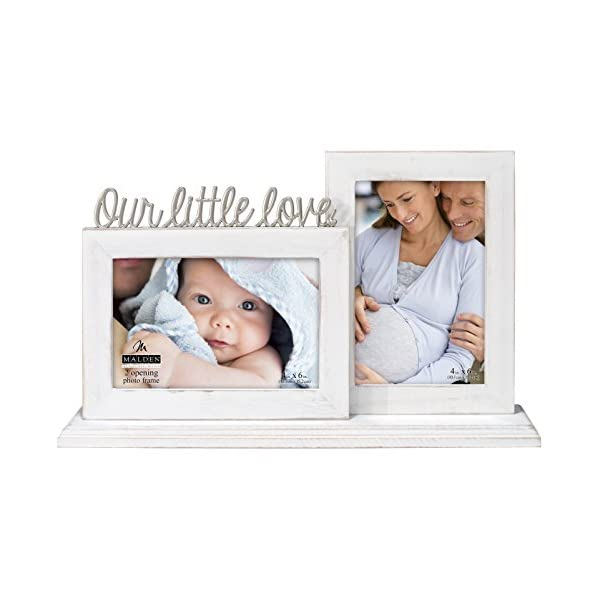 Malden International Designs 4732-246 Baby Memories Picture Frame