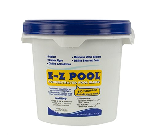 E-Z Pool All In One Pool Care Solution-20 ()