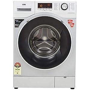 IFB 7.5 Kg 5 Star Fully-Automatic Front Loading Washing Machine (Elite Plus SXR, Silver, O2 Bubble Wash,3D Wash,Aqua…