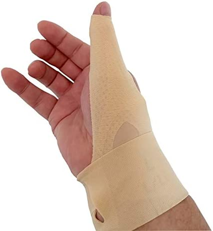 Mommy's Thumb EASY - Bandage zur leichten Immobilisierung und Stabilisierung an Daumen-, und Handgelenk