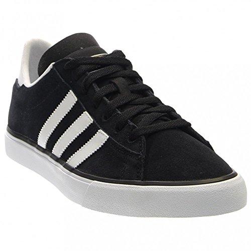 Adidas Men's Campus Vulc II Black/Ftwwht/Gum3 Skate Shoe 8 Men US