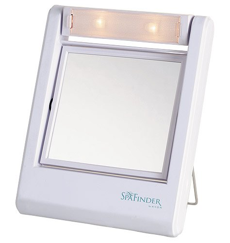 Conair Tm7l Double Sided Lighted Makeup Mirror Mugeek Vidalondon