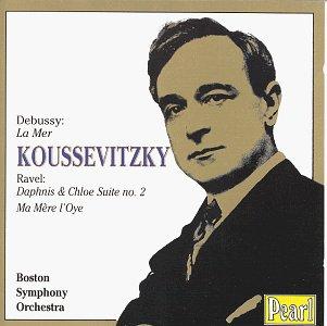 Koussevitzky Conducts Ravel & Debussy