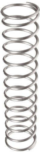 - Compression Spring, 302 Stainless Steel, Inch, 1.1