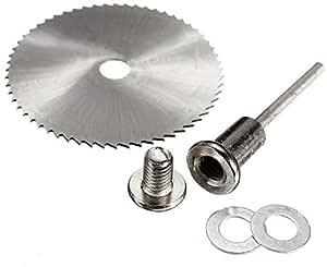 6pcs HSS Circular Saw Blade Cutting Discs Wheel Set For Rotary Tool
