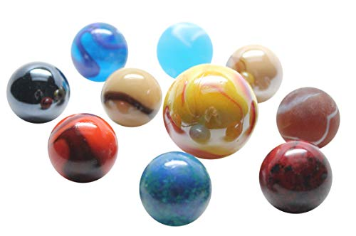 Solar System Marbles Game - Educational Learning Toy - Outer