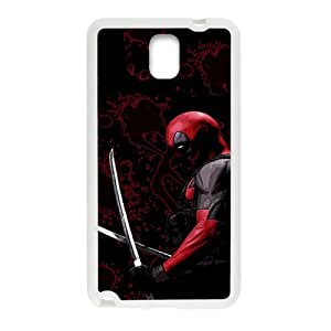 Happy deadpool comic Phone Case for Samsung Galaxy Note3