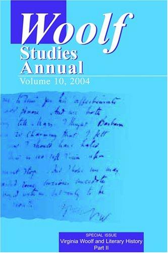 Woolf Studies Annual 10 (Woolf Studies Annual (Paperback))
