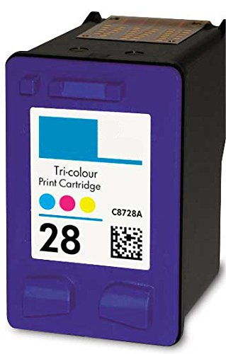 HouseOfToners Remanufactured Ink Cartridge Replacement for HP 28 C8728AN (1 Color)