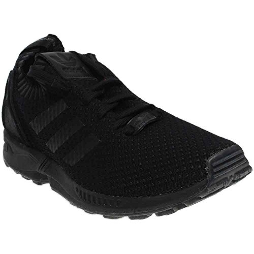 Adidas Men's ZX Flux Primeknit Running Shoes Black/Core Black x8pXAy2