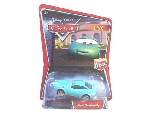 Disney Pixar Cars Kori Diecast Car