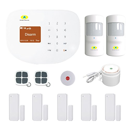 Golden Security Wireless network portable product image