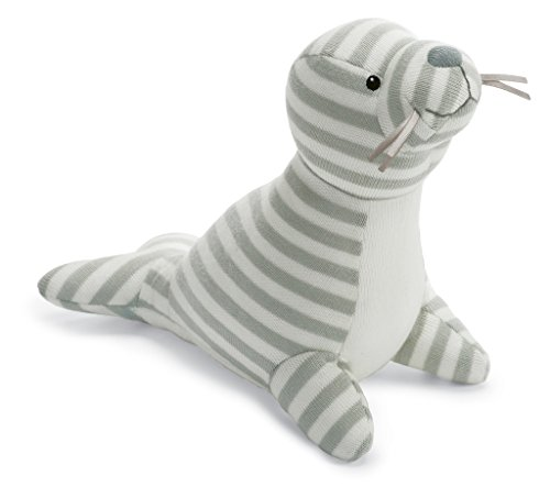 Jellycat Shiver Seal Chime Rattle, 8 inches