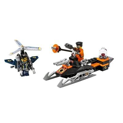 LEGO Agents Jet Pack Pursuit: Toys & Games