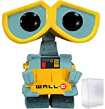 Funko Pop! Disney Pixar: Wall E Vinyl Figure (Bundled with Pop Box Protector Case)