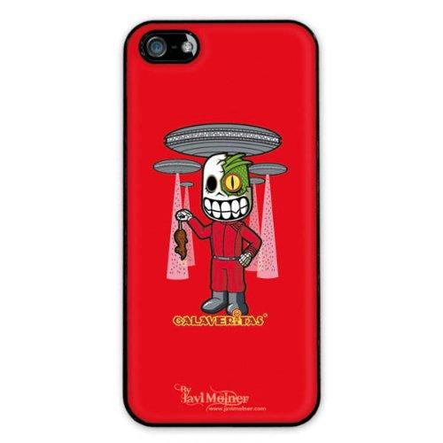 Diabloskinz H0081-0066-0028 Invasion Schutzhülle für Apple iPhone 5/5S