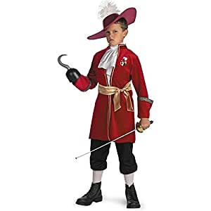 Toddler Captain Hook Costume - Toddler (3T-4T)