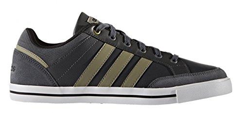 Adidas Cacity–Baskets pour homme, gris–(grpudg/cartra/negbas) 442/3