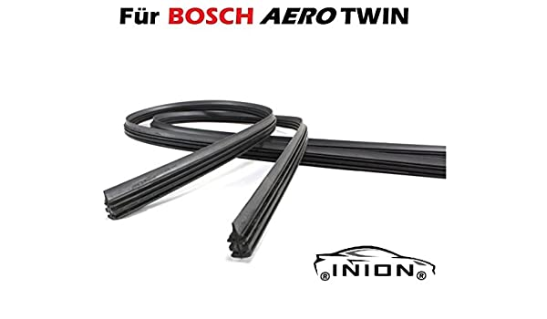 good Wiper + Hybrid + Swf + Bosch + goma 600 mm 450 mm AR604S: Amazon.es: Coche y moto