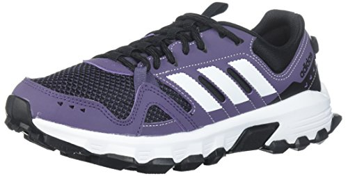 adidas Performance Women's Rockadia w Trail Running Shoe, Trace Purple/White/Core Black, 7.5 M US by adidas (Image #9)