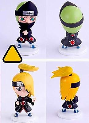 11pcs/lot Anime Naruto Series Naruto Uzumaki Sasuke Uchiha