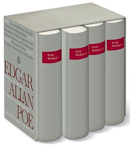 Werke in vier Bänden: Vier Bände im Schuber