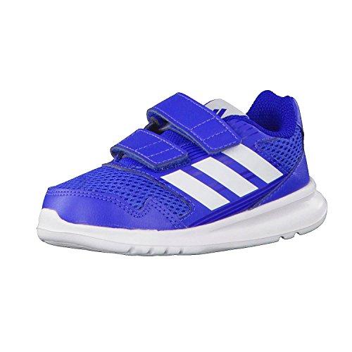 adidas Altarun CF I, Zapatillas de Deporte Unisex Niños Azul (Azul/Ftwbla/Reauni 000)