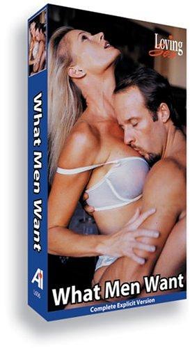 What Men Want [VHS]