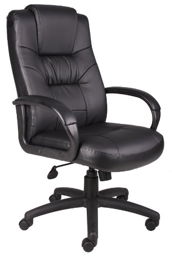 boss-executive-high-back-leatherplus-chair