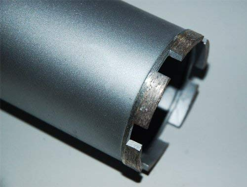 1//¼ UNC Couronne diamant Tr/épan HSS nucl/éaire DM 50/mm L 400/mm