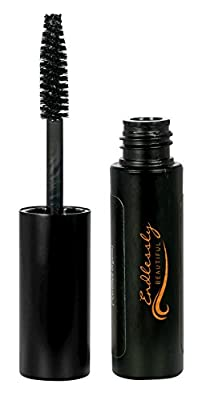 Natural Organic Mascara by Endlessly Beautiful- Vegan & Gluten Free - Nourishes and Conditions Eyelashes - Enriched with Chamomile & Vitamin E