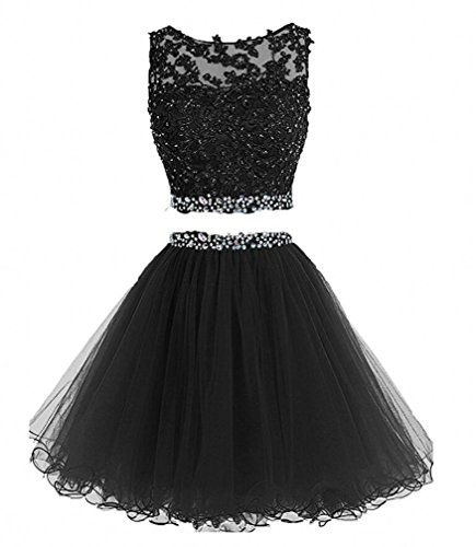 black sparkly dress size 16 - 9