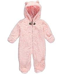 Carter\'s Baby Girls Pram, Pink, 3 Months