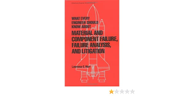 Amazon.com: What Every Engineer Should Know about Material and ...
