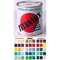 Titan 001055934 Esmalte Sintético, Rojo Carruajes, 750 ml