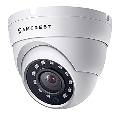 Amcrest Full HD 1080P 1920TVL Outdoor Security Camera by Amcrest