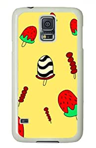 Original Designed Creative Picture Snaks Popsicle Case For Samsung Galaxy i9600 S5
