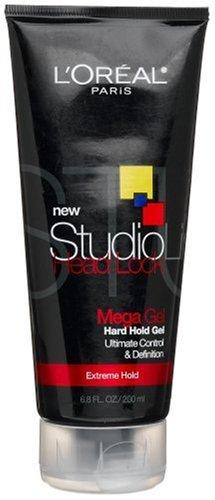 L'oreal Studio Head Lock Gel,  6.8-Ounces (Pack of 3)