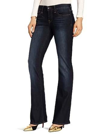 Lucky Brand Women's Dayton Sweet N Low Jean in Ol Redwood, Ol Redwood, 25x32