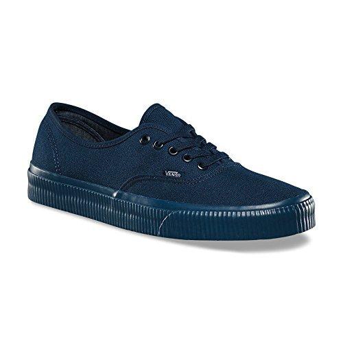 Vans Unisex Authentische MONO Überschuss Skate Schuh Fashion Sneaker DressBlue / Navy Kleid blau