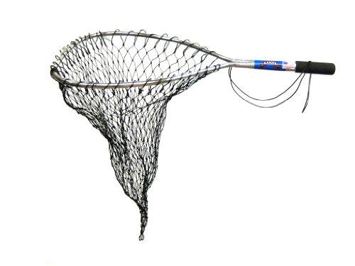 Ranger 2258HD Salmon and Steelhead Wading Net (12-Inch Handle, 19 x 20-Inch Hoop, 36-Inch Deep Heavy Duty Net) (Fishing Steelhead Net)