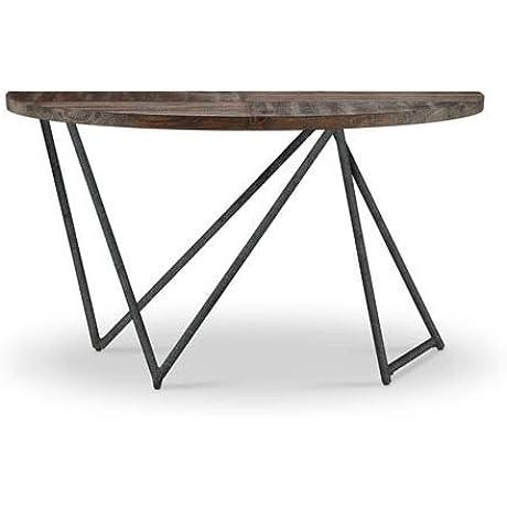 Bixler Demilune Sofa Table