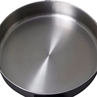 Farberware Classic Stainless Steel Sauce Pan/Saucepan with Lid, 1 Quart, Silver